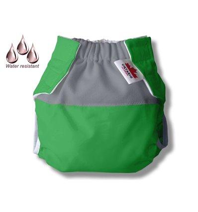 Багаторазовий підгузник Ontario Waterproof від 12 до 18 міс. (вага від 11,5 до 13 кг, зріст від 75 до 86 см) Зелений 255