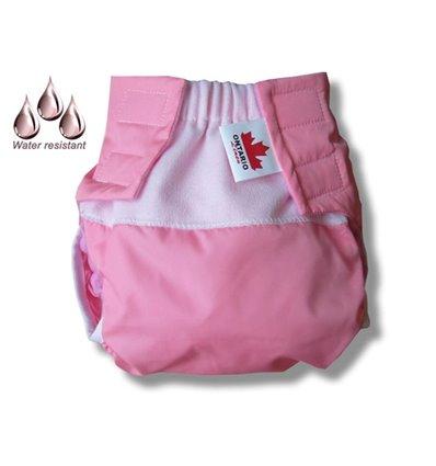 Багаторазовий підгузник Ontario Waterproof від 0 до 6 міс. (вага від 3,3 до 7,5 кг, зріст від 50 до 67 см) Рожевий 259