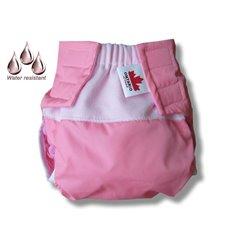 Багаторазовий підгузник Ontario Waterproof від 12 до 18 міс. (вага від 11,5 до 13 кг, зріст від 75 до 86 см) Рожевий 261