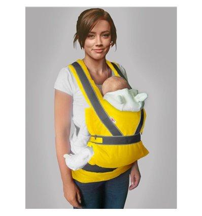 Ергономічний рюкзак-переноска Ontario Summer Breezy Premium Жовтий 267