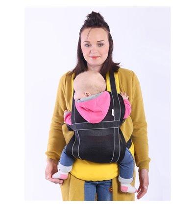 Ергономічний рюкзак-переноска Ontario Free Air 3D Жовтий 287