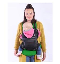 Ергономічний рюкзак-переноска Ontario Free Air 3D Зелений 288