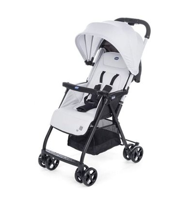 Дитяча прогулянкова коляска Chicco Ohlala Silver 79249.49