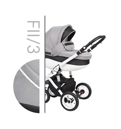 Дитяча коляска 2 в 1 Baby Merc Faster Style 2 03