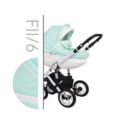 Дитяча коляска 2 в 1 Baby Merc Faster Style 2 06
