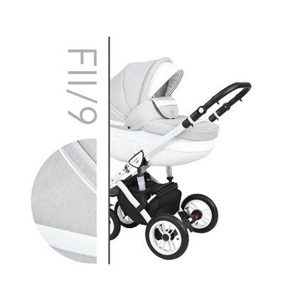 Дитяча коляска 2 в 1 Baby Merc Faster Style 2 09