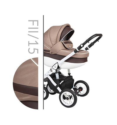Дитяча коляска 2 в 1 Baby Merc Faster Style 2 15