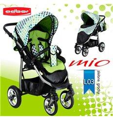 Дитяча прогулянкова коляска Adbor Mio L03