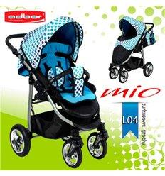 Дитяча прогулянкова коляска Adbor Mio L04