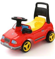 Спортивний автомобіль-каталка Вихор (зі звуковим сигналом) Polesie 7994