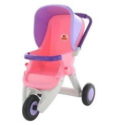 Коляска для ляльок 3-х колісна Polesie 48127