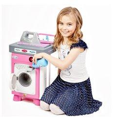 Набір Carmen №2 з пральною машиною Polesie 47939