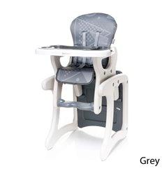 Стільчик для годування 4Baby Fashion Grey