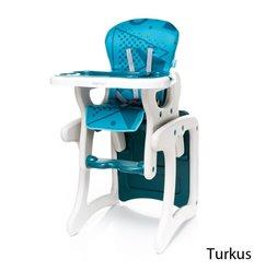 Стільчик для годування 4Baby Fashion Turkus