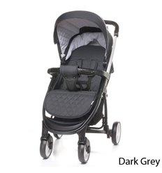 Дитяча прогулянкова коляска 4Baby Atomic Dark Grey
