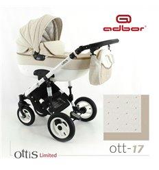 Дитяча коляска 3 в 1 Adbor Ottis 17