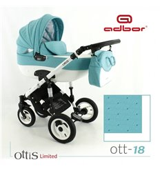 Дитяча коляска 3 в 1 Adbor Ottis 18