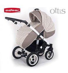 Дитяча коляска 3 в 1 Adbor Ottis 23