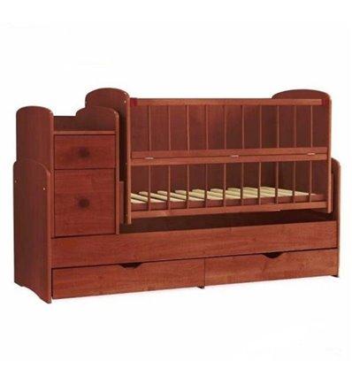 Дитяче ліжко-трансформер 2 Колисковий світ Яблуня