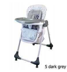 Стільчик для годування Alexis Baby Mix Junior YQ188 dark grey