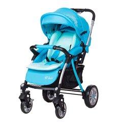 Дитяча прогулянкова коляска Bair Fox Blue