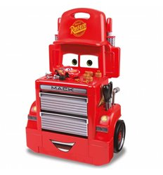 Майстерня вантажівка Mack Disney Cars Smoby 360208