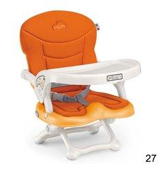 Стільчик для годування CAM Smarty S333-C27 помаранчевий