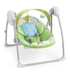 Гойдалка для малюків CAM Sonnolento 222 зелено-блакитний