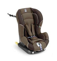 Автокрісло дитяче CAM Viaggiosicuro Isofix 537 коричневий, 9-18 кг