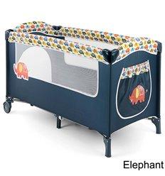 Манеж ліжечко Milly Mally Mirage Elephant