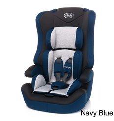 Автокрісло дитяче 4Baby Voyager Navy Blue, 9-36 кг