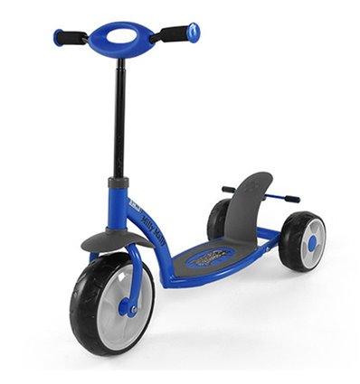 Самокат триколісний Milly Mally Sporty синій