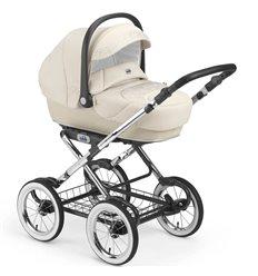 Дитяча коляска 3 в 1 CAM Linea Classy Tris 583 зі стразами
