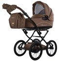 Дитяча коляска 2 в 1 Tako Acoustic коричнева