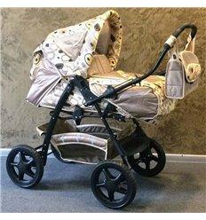 Дитяча коляска трансформер Trans Baby Яся 921/CuI