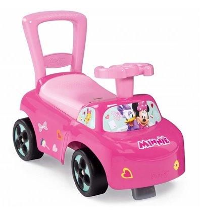 Машинка-каталка 2 в 1 Smoby Minnie Mouse 720516