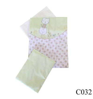 Дитяча змінна постіль Twins Comfort C-032 Котики