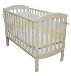 Дитяче ліжечко Верес Соня ЛД10 Економ слонова кістка