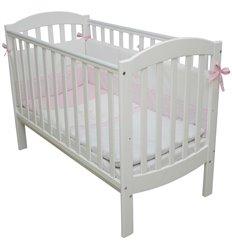 Дитяче ліжечко Верес Соня ЛД10 Економ біле