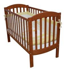 Дитяче ліжечко Верес Соня ЛД10 Економ вільха