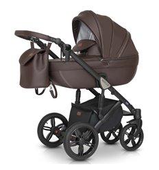 Дитяча коляска 3 в 1 Verdi Mocca 02 шоколадна