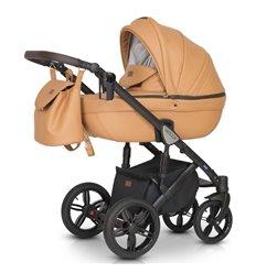 Дитяча коляска 3 в 1 Verdi Mocca 04 карамель