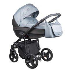 Дитяча коляска 2 в 1 Coletto Florino New FN-01 голуба
