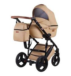 Дитяча коляска 2 в 1 Bair Leo GN-44 Бежева