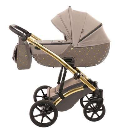 Дитяча коляска 2 в 1 Tako Laret Imperial 02 коричнева