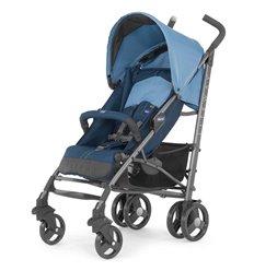 Дитяча прогулянкова коляска Chicco Lite Way Top Blue