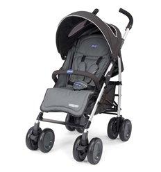 Дитяча прогулянкова коляска Chicco Multiway Evo Black