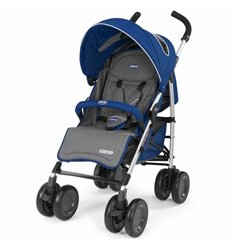 Дитяча прогулянкова коляска Chicco Multiway Evo Blue
