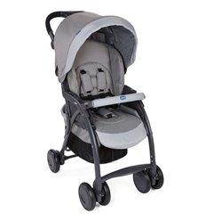 Дитяча прогулянкова коляска Chicco Simplicity Top Grey