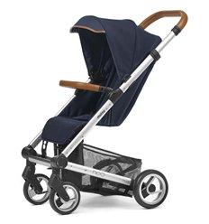 Дитяча прогулянкова коляска Mutsy Nexo Blue Melange